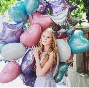 фольгированные шары фигурки