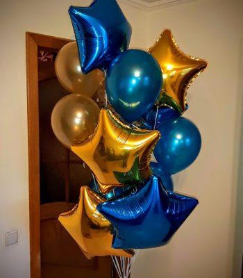 Фольгированные шары Днепр