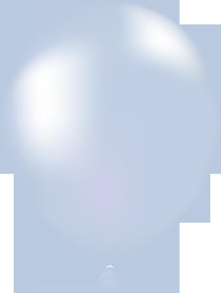 воздушный шарик серебристый